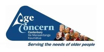 Age Concern Canterbury logo